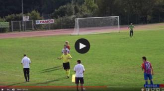 Allievi B Coca Cola, genitori esagitati, arbitro interrompe la partita (video)