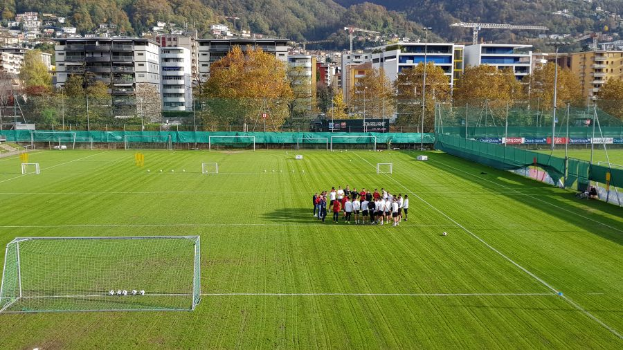 Lugano, settimana ricca con un ultimo test pre-campionato