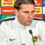 RSL, Basilea-Young Boys, Gerardo Seoane è deluso dall'atteggiamento mostrato dai suoi protetti nel big-match di ieri