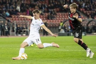 """UEL, Bayer Leverkusen-Zurigo, Magnin: """"Vogliamo ripetere l'exploit"""""""