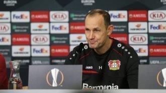 """UEL, Bayer Leverkusen-Zurigo, Herrlich: """"Per passare il turno dovremo migliorare parecchio"""""""