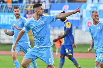 SVK, l'ex Basilea Šporar sempre decisivo in maglia Slovan