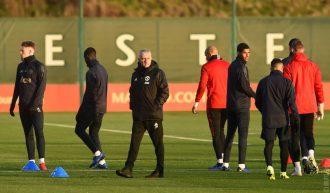 """Manchester United-Young Boys, Mourinho: """"Giochiamocelo come un match da dentro o fuori!"""""""