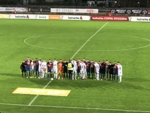 HCS –   Bastano 6 minuti al Lucerna per battere il Chiasso
