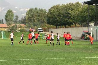 CCJL Allievi C: Lugano a valanga contro il Team Matro, playoff perfetti