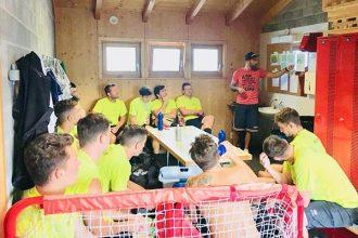 3L-2: Moesa, salvezza e Bündner Cup i due obiettivi della squadra di Pfisterer