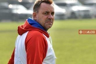 3L-2: Patrick Donghi è il nuovo allenatore del Monte Carasso, prende il posto di Arno Rossini