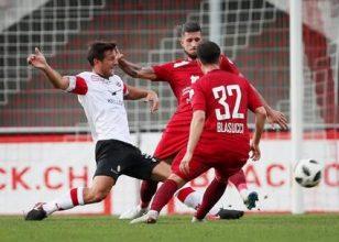 Chiasso, dopo un solo mese in rosa e zero presenze ufficiali Noah Blasucci rescinde già il contratto con i rossoblù