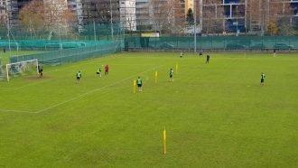 Lugano, un campo, due gruppi e diverse situazioni di gioco