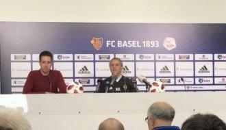 """Basilea-Zurigo, Koller: """"Loro hanno fatto il pieno di fiducia, noi dobbiamo riconquistarla"""""""