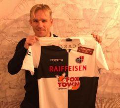 FC Mendrisio, il primo regalo è Antoine Rey!