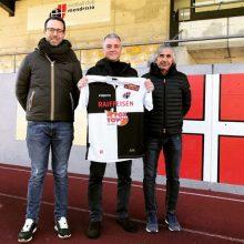 FC Mendrisio, presentato lo staff