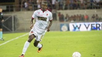 Sion, la doppia gioia di Freddy Mveng: gol nei recuperi e nascita della figlia