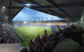 Losanna, lo Stade de la Tulière aprirà i battenti nell'estate del 2020