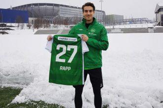 Calciomercato, due nuovi innesti a San Gallo: Rapp e Polanski