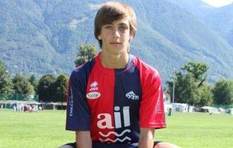 """RSL, l'omaggio del Team Ticino alla sua """"creatura"""" Simone Rapp"""