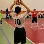 4°Posto della Svizzera nel Lainate International Youth Cup C13 di Calcio a 5 AMF!