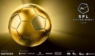 SFL Award Night, è il Servette la società più rappresentata per definire il Dream Team di Challenge League