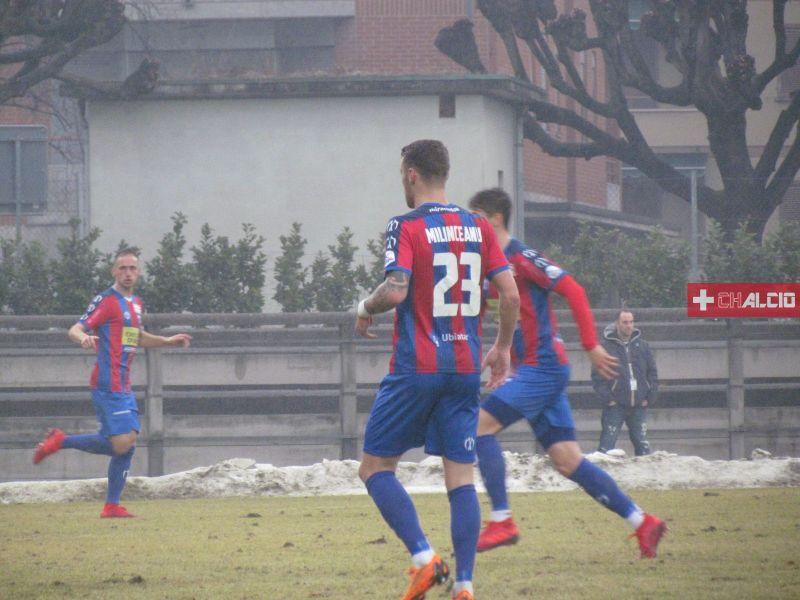 BCL , Brügglifeld amaro per il Chiasso che perde per 1-0