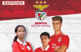 Comunicato US Giubiasco, Benfica Summer Camp