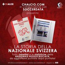 """Al via la """"Storia della nazionale svizzera"""" di Chalcio.com"""
