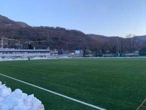 FC Paradiso, con il campo già libero dalla neve inizia la seconda settimana di preparazione