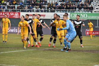Lugano-Young Boys, ecco gli scatti della rete decisiva giallonera al 94′
