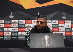 """UEL, Zurigo-Napoli, Insigne: """"Vincere per recuperare fiducia. La fascia di capitano? Orgoglio e responsabilità"""""""