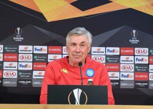 """UEL, Napoli-Zurigo, Ancelotti: """"Il risultato ci conforta, ma vogliamo evitare sorprese"""""""