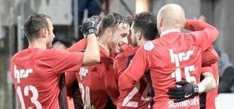 BCL, l'Aarau non si ferma più e infila il 9° risultato utile di fila