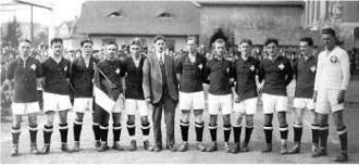 La storia della nazionale 2:dal primo dopoguerra all'argento olimpico