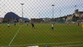 Lugano, schemi offensivi nelle due zone del campo a due giorni dalla trasferta di San Gallo