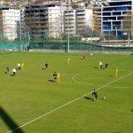 Lugano, sessione ventilata tra schemi offensivi e partita a ranghi ridotti