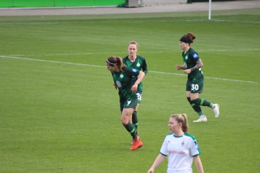 GER-D, anche l'elvetica Noëlle Maritz sale sull'ottovolante del Wolfsburg
