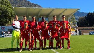 Nazionale Under 18, il primo dei due test di inizio ottobre tra Svizzera e Danimarca termina senza vincitori né vinti
