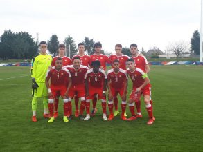 Elite Round U19, la giovane Svizzera cede alla distanza nel primo impegno in terra transalpina