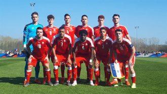 Elite Round U19, la Svizzera va al tappeto anche contro la Francia e deve dire addio agli Europei