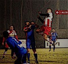 2L: la fotogallery di Vallemaggia-Arbedo 0-0
