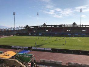 BCL, Il Chiasso conquista un punto d'oro a Losanna