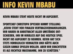 Calciomercato, battute conclusive per il passaggio di Kevin Mbabu dallo Young Boys al Wolfsburg