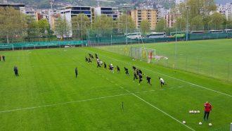 Lugano, la prima amichevole pre-stagionale avrà luogo il 23 giugno a Sementina