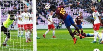 """Servette, l'onestà di Koro Kone: """"Il gol con il Chiasso? Ho appena sfiorato la palla, il merito è di Iapichino"""""""