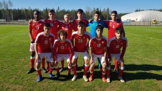 Torneo delle Quattro Nazioni U16, la Svizzera ottiene un successo di prestigio sul Cile