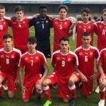 Nazionale Under 15, un pareggio e una sconfitta per i giovanissimi ragazzi di Yves Débonnaire