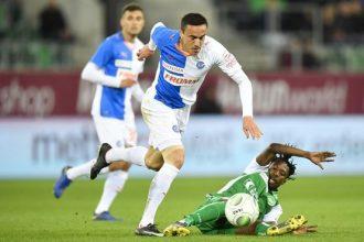 BCL, il Grasshopper ricorre contro la squalifica comminata a Marko Bašić