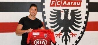 Aarau, dal Baden torna alla casa madre l'esterno offensivo Kevin Spadanuda