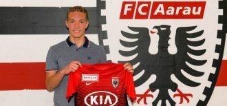 Aarau, sottoscritto un contratto triennale con il talentuoso estremo difensore Marvin Hübel