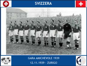 La storia della nazionale 5: il calcio rossocrociato ai tempi della guerra