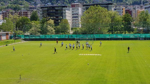 RSL, Lugano-San Gallo: la probabile formazione iniziale bianconera per la partita di questa sera a Cornaredo