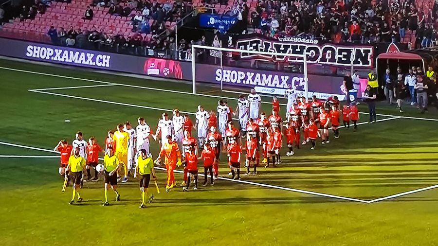 RSL, al Lugano proprio non va giù lo Xamax: l'1-1 lascia comunque aperta la terrazza con vista europea